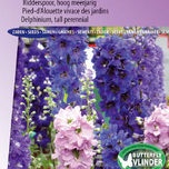 Ridderspoor Round Table Series mix (Delphinium)