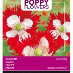 Poppies of the world - Papaver Deense Vlag