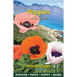 Poppies of the world - Papaver Orientaalse
