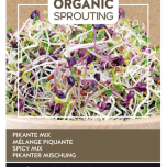 Organic Sprouting Pikante Mix – Buzzy