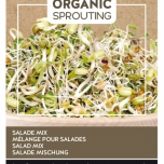 Organic Sprouting Salade mix - Buzzy
